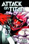 ATTACK ON TITAN GN VOL 01 (C: 1-1-2)