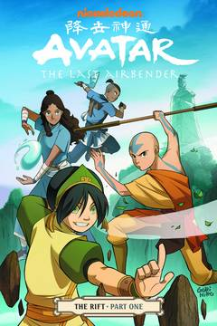AVATAR LAST AIRBENDER TP VOL 07 RIFT PART 1 (C: 0-1-2)