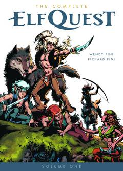 COMPLETE ELFQUEST TP VOL 01 ORIGINAL QUEST (C: 0-1-2)