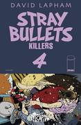 STRAY BULLETS THE KILLERS #4 <span class=ttlyear>2014</span>