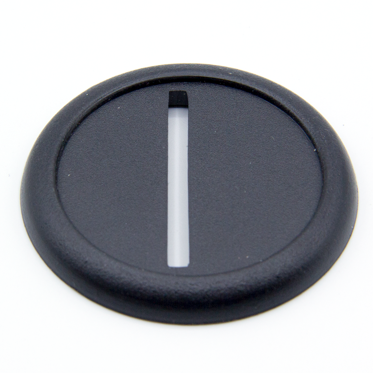 30mm Round Slotted Bases with Lip