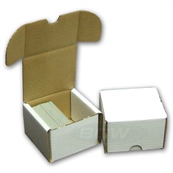 200 CARD STORAGE BOX