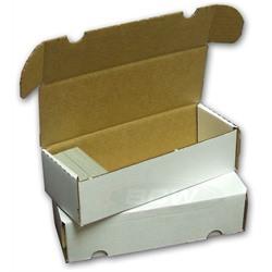 550 CARD STORAGE BOX