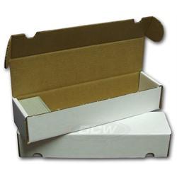 800 CARD STORAGE BOX