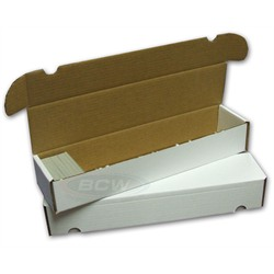930 CARD STORAGE BOX