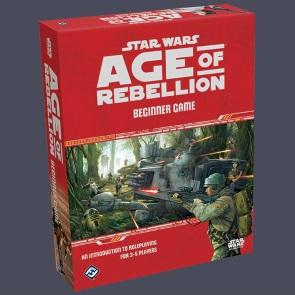 SW RPG BEGINNER GAME (AGE OF REBELLION)