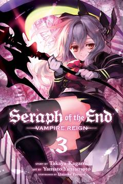 SERAPH OF END VAMPIRE REIGN GN VOL 03 (C: 1-0-0)