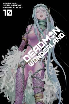 DEADMAN WONDERLAND GN VOL 10 (MR) (C: 1-0-1)