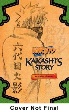 NARUTO KAKASHI STORY NOVEL SC (C: 1-0-1)