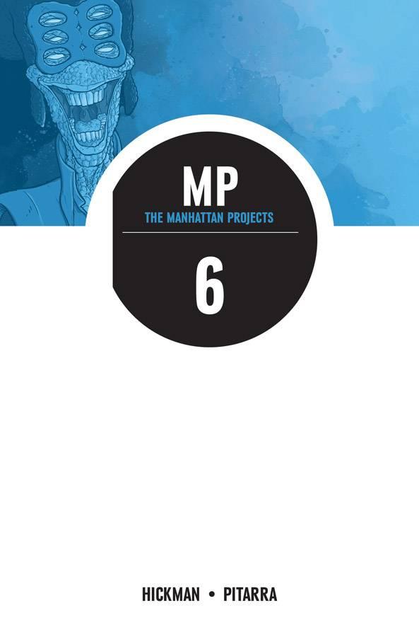 MANHATTAN PROJECTS TP VOL 06