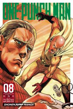 ONE PUNCH MAN GN VOL 08 (C: 1-0-1)