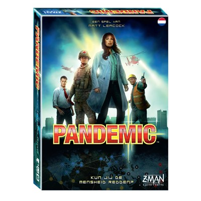PANDEMIC BOARD GAME NL