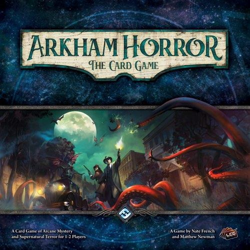 AH LCG ARKHAM HORROR: THE CARD GAME