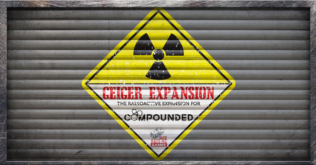 SALE! COMPOUNDED: THE GEIGER EXPANSION