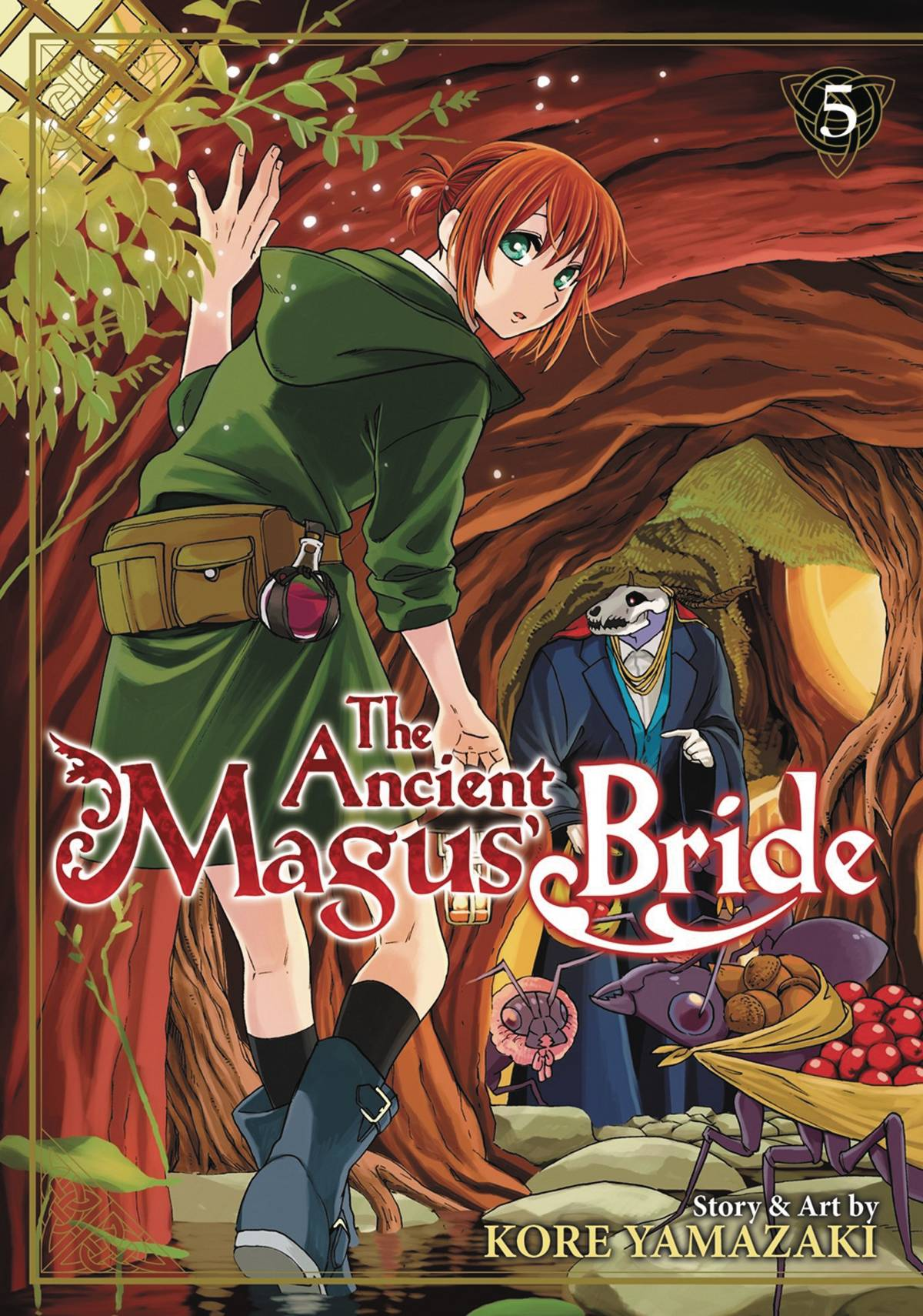 ANCIENT MAGUS BRIDE GN VOL 06 (C: 0-1-0)