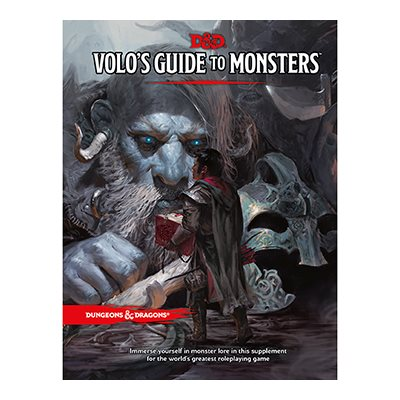 D&D NEXT VOLO'S GUIDE
