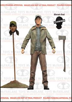 WALKING DEAD COMIC SERIES 5 GLENN AF