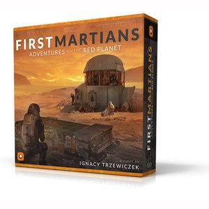 SALE! FIRST MARTIANS
