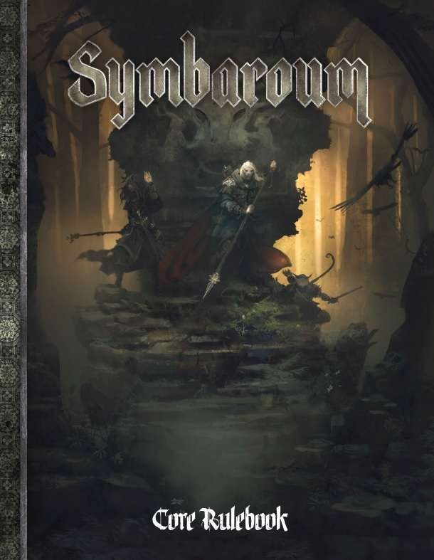 SYMBAROUM: CORE RULEBOOK