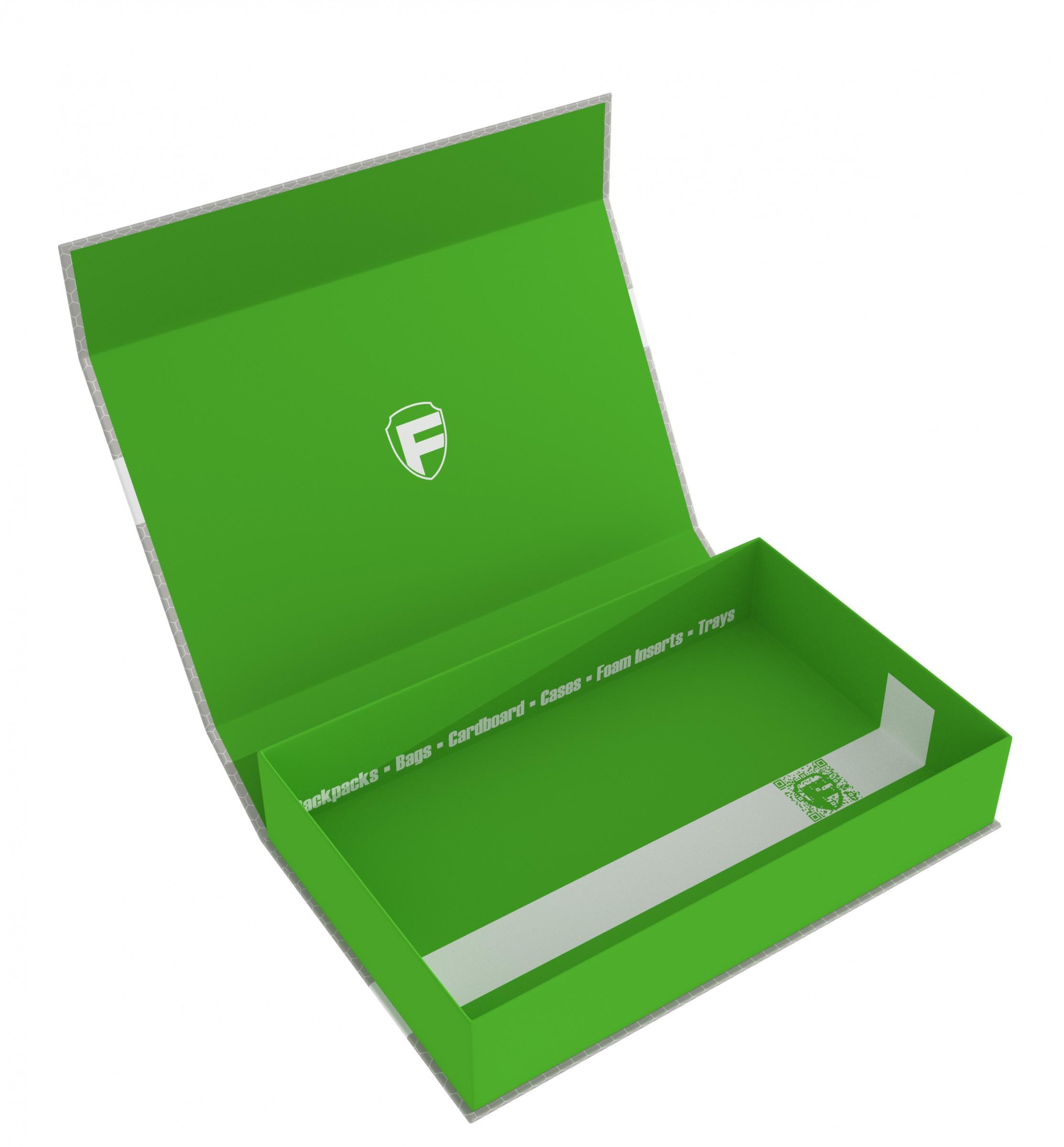 FELDHERR MAGNETIC BOX HALF-SIZE 55MM