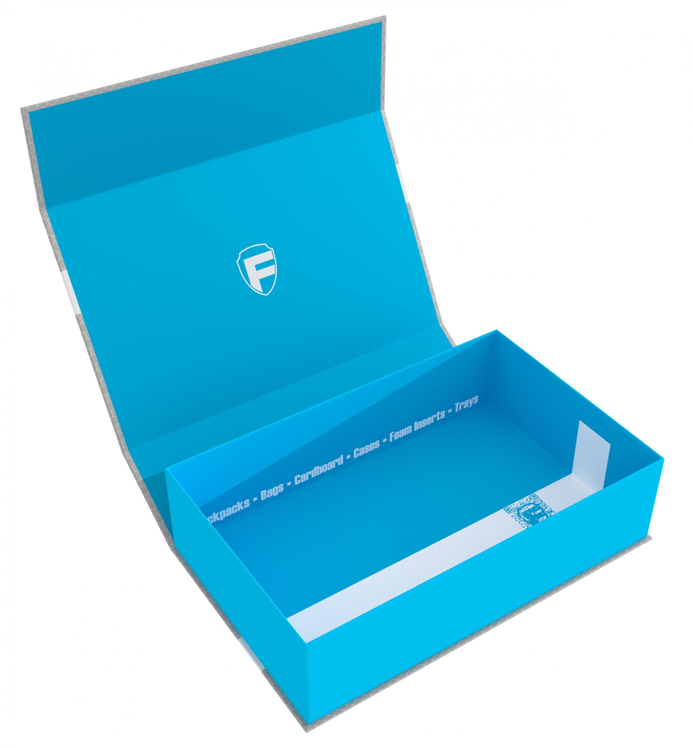 FELDHERR MAGNETIC BOX HALF-SIZE 75MM