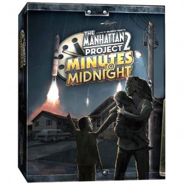 THE MANHATTAN PROJECT 2 MINUTES TO MIDNIGHT