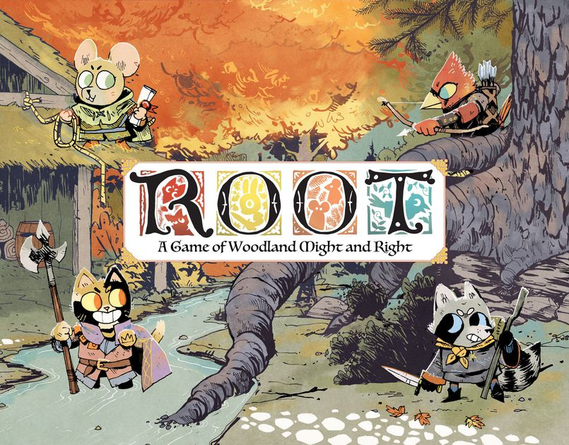 ROOT CORE GAME