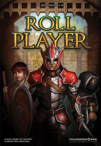 ROLL PLAYER - CORE GAME