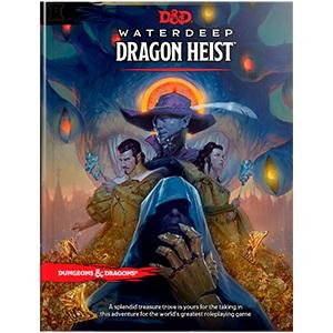 D&D NEXT WATERDEEP: DRAGON HEIST