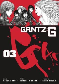 GANTZ G TP VOL 03 (C: 1-1-2)