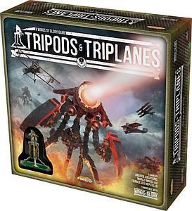 TRIPODS & TRIPLANES STARTER SET