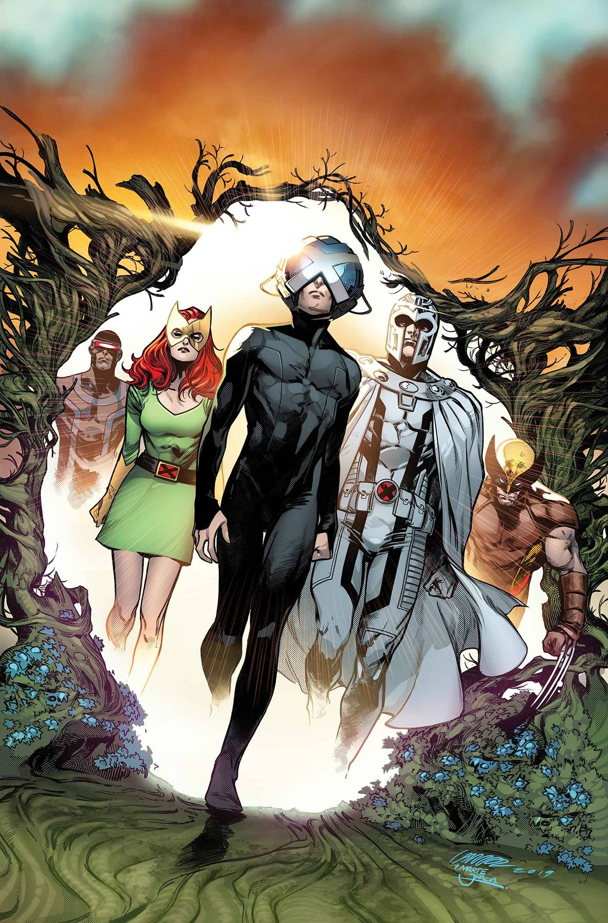 HOUSE OF X #1 (OF 6) (2019)