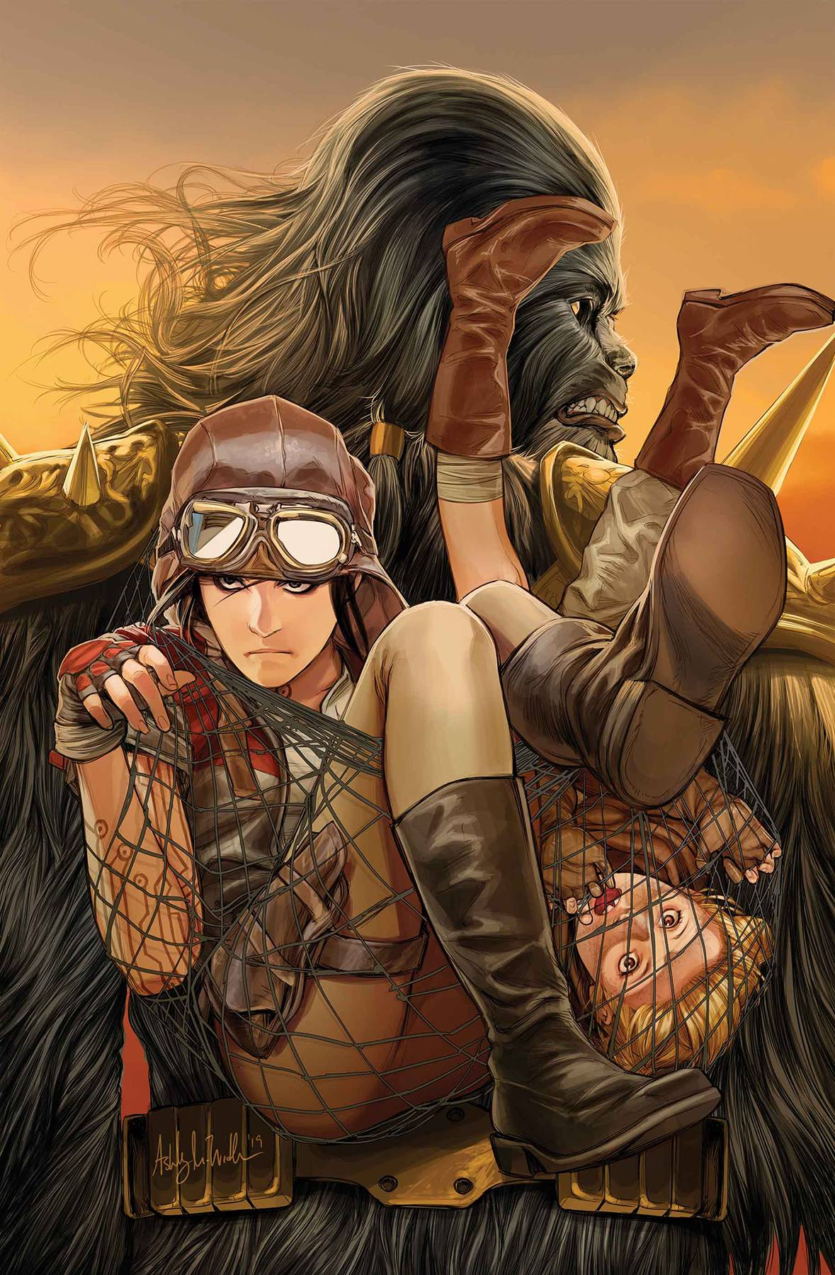 STAR WARS DOCTOR APHRA #34 <span class=ttlyear>2019</span>