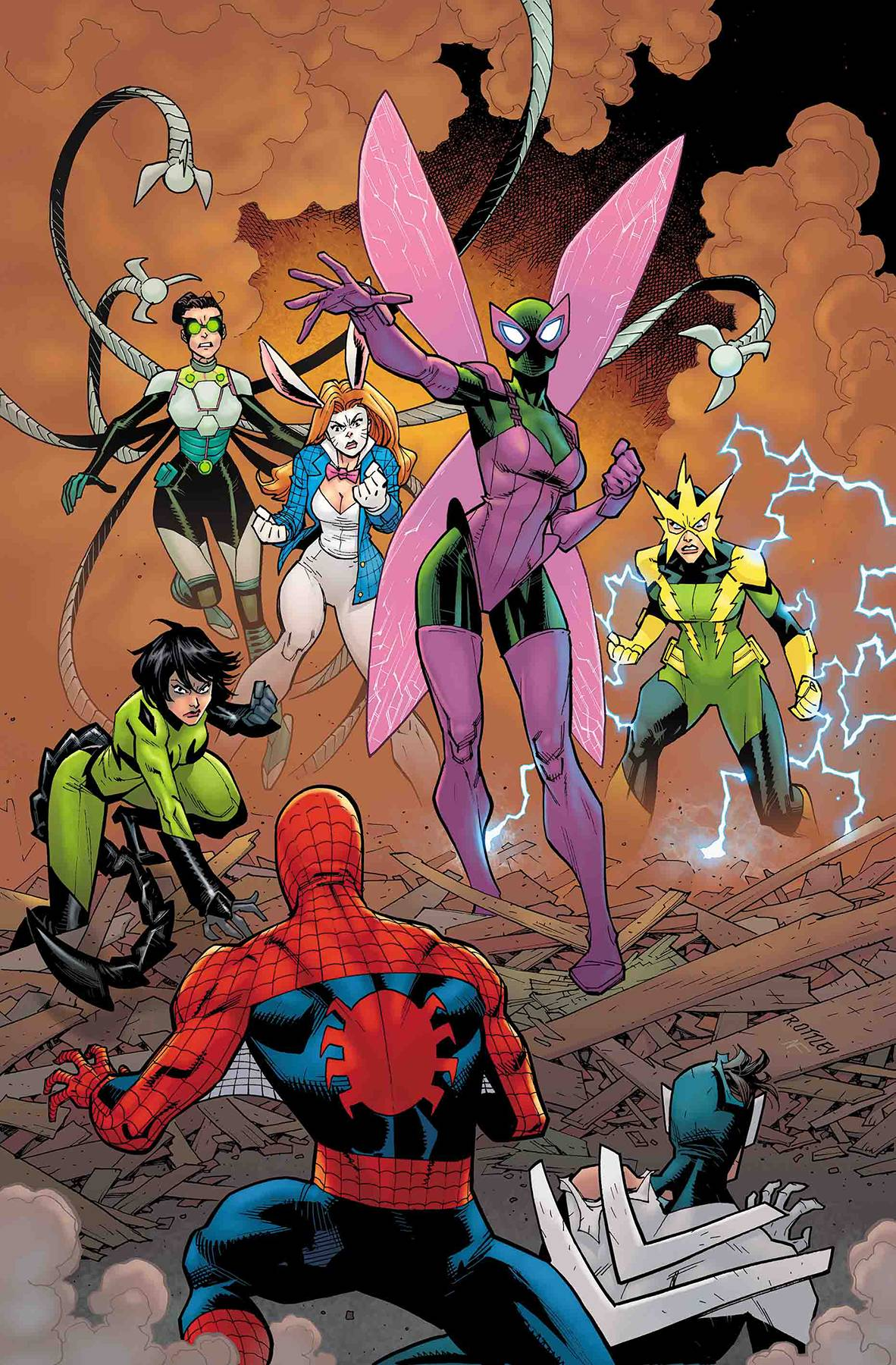 AMAZING SPIDER-MAN #27 <span class=ttlyear>2019</span>