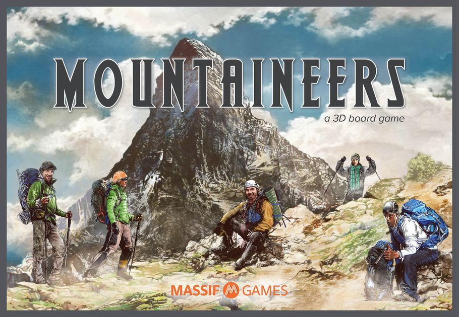 MOUNTAINEERS DELUXE EDITION