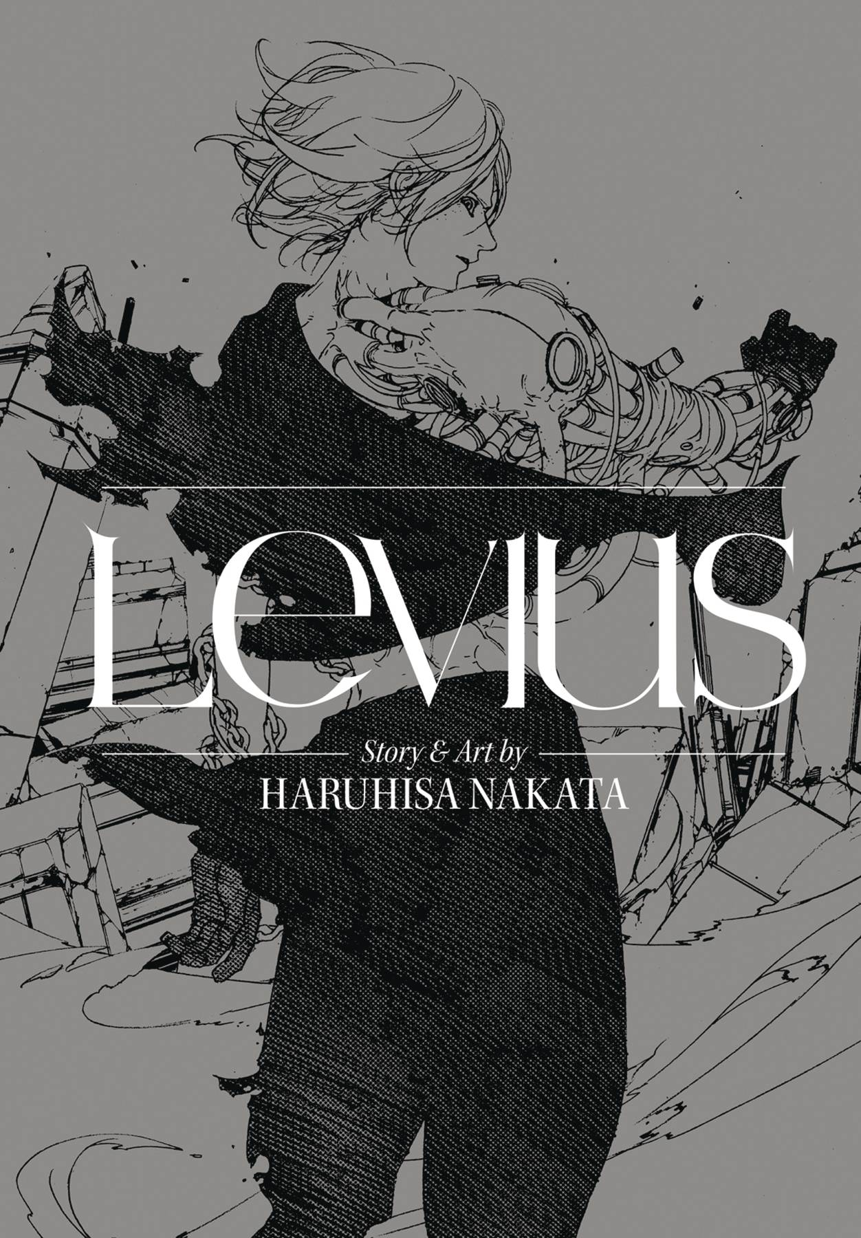 LEVIUS HC 3IN1 COMPLETE ED (C: 1-0-1)