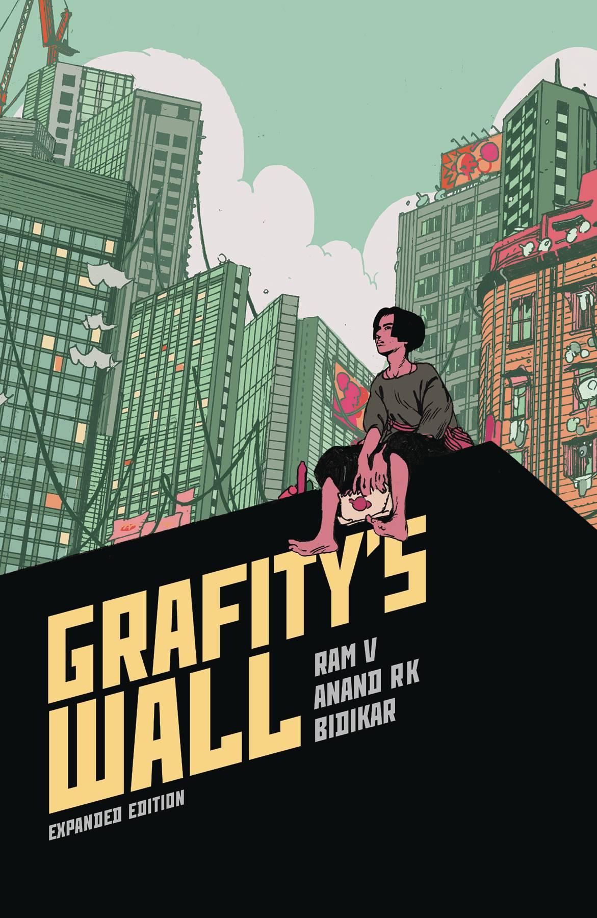 GRAFITYS WALL HC (C: 1-1-2)