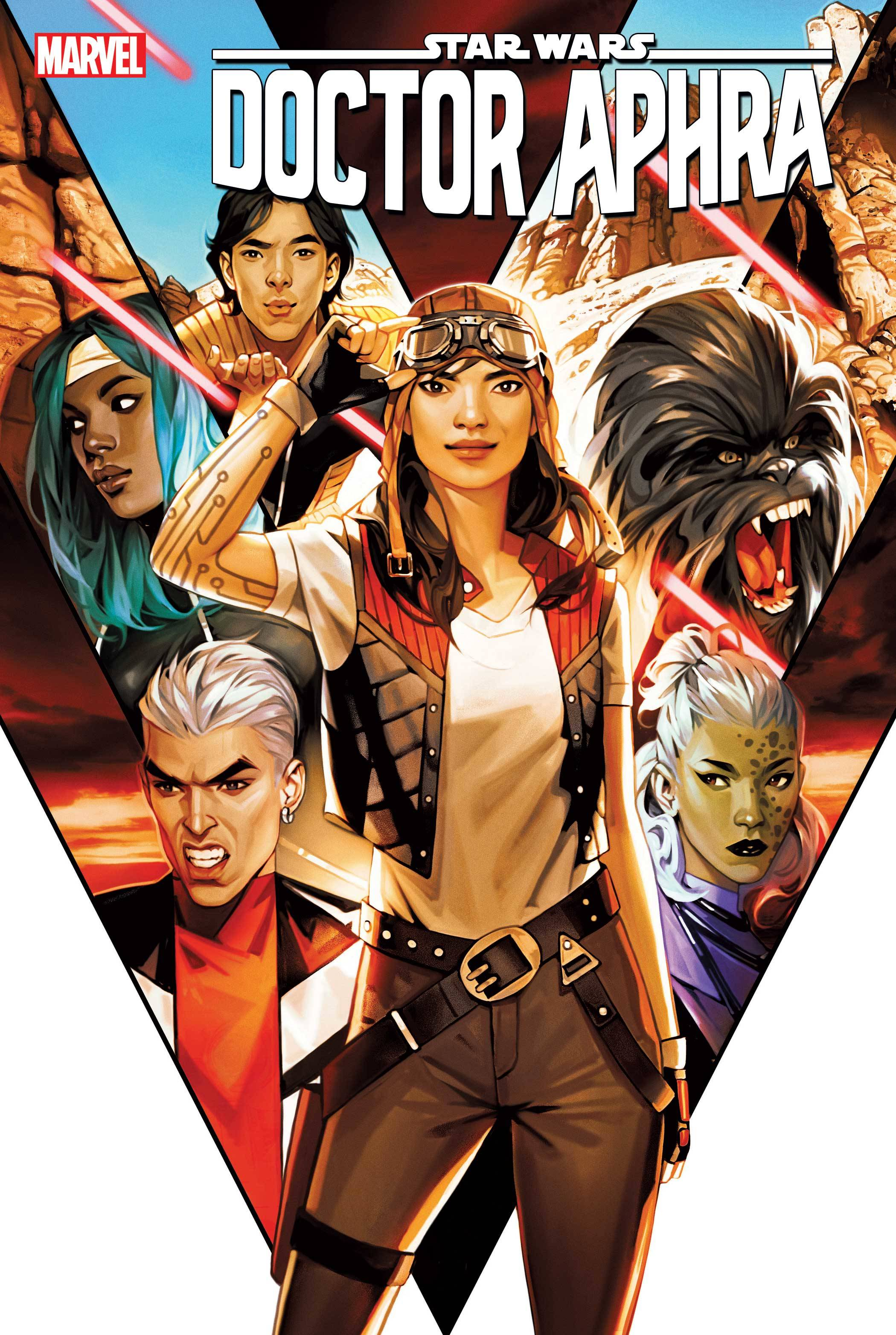 STAR WARS DOCTOR APHRA #1 <span class=ttlyear>2020</span>