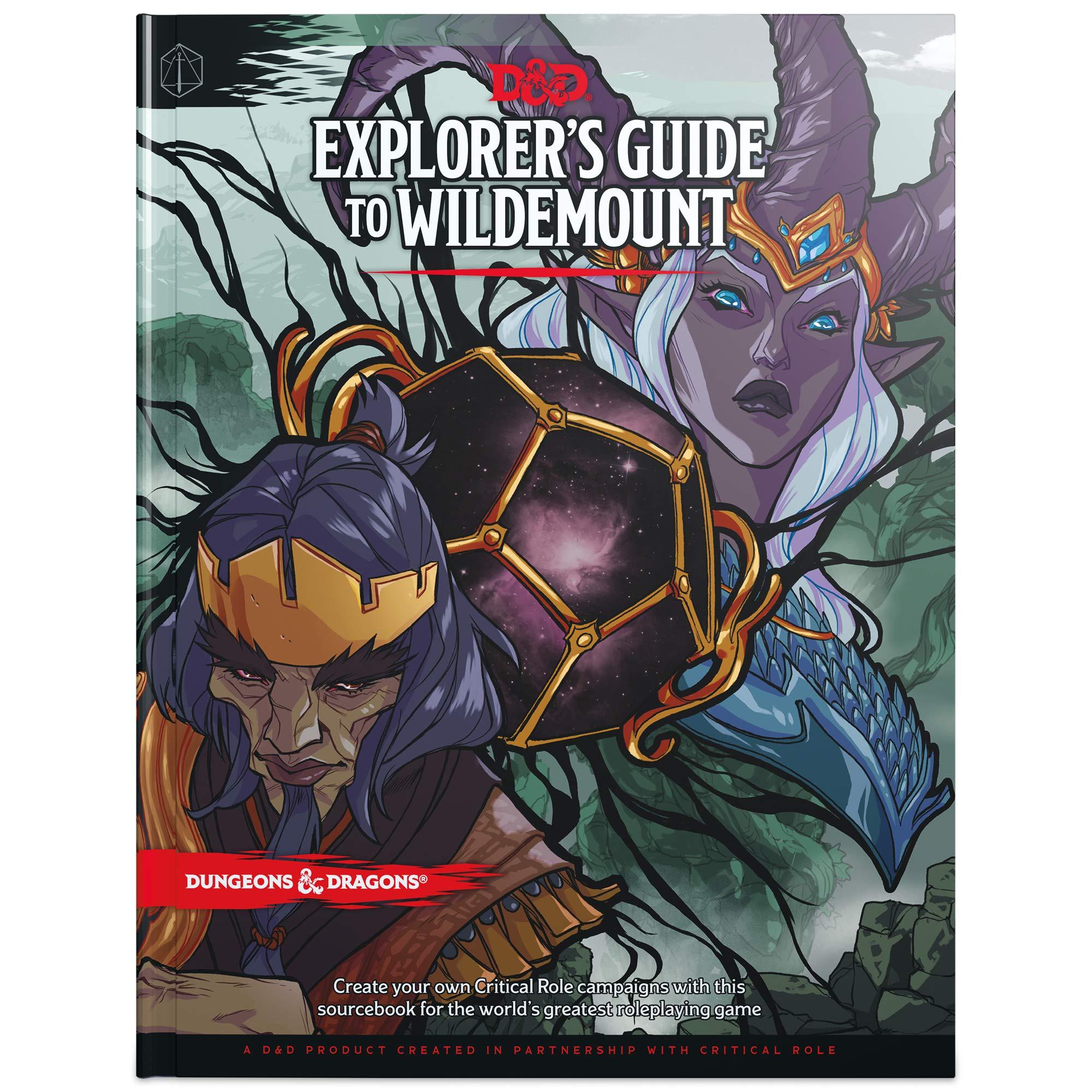 D&D NEXT EXPLORER'S GUIDE TO WILDEMOUNT