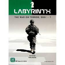 LABYRINTH: WAR ON TERROR (4TH PTG)