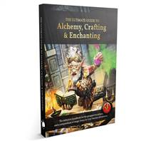 THE ULTIMATE GUIDE TO ALCHEMY, CRAFTING & ENCHANTING FOR 5E (WS)