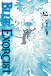 BLUE EXORCIST GN VOL 24