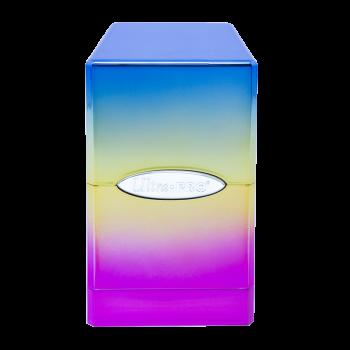 DECK BOX - SATIN TOWER - HI-GLOSS RAINBOW