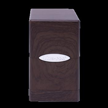 DECK BOX - SATIN TOWER - FOREST OAK