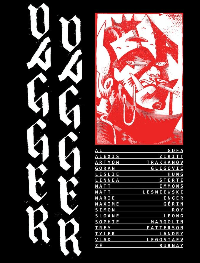 DAGGER DAGGER ONE SHOT (WS)