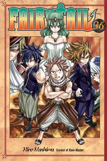 FAIRY TAIL GN VOL 36 (C: 1-0-0)