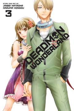 DEADMAN WONDERLAND GN VOL 03 (C: 1-0-0)