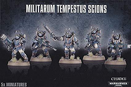 MILITARUM TEMPESTUS SCIONS ( BS 1 )