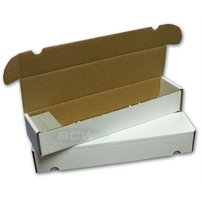 930 CARD STORAGE BOX