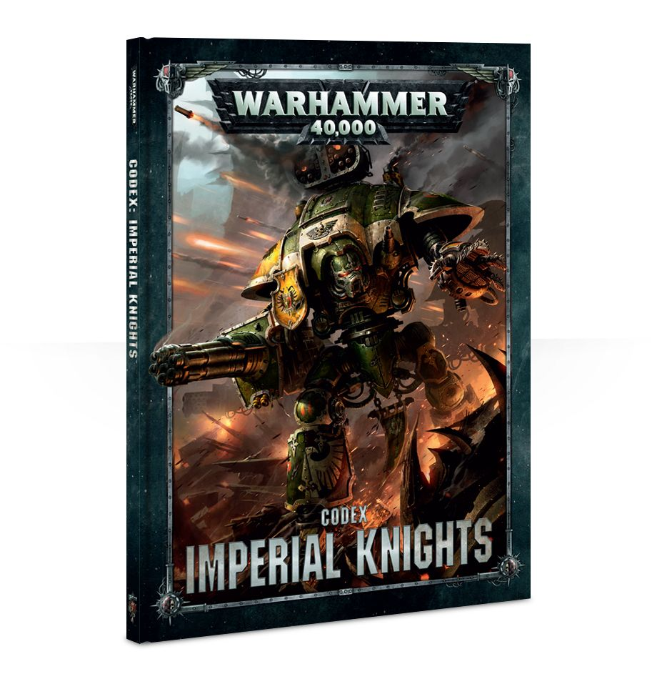 CODEX: IMPERIAL KNIGHTS (HB) ( BS1 )
